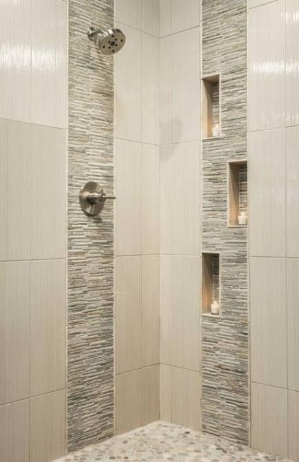 New Bath Room Luxury Shower Tile Ideas Modern Shower Design Bathroom Remodel Shower Patterned Bathroom Tiles