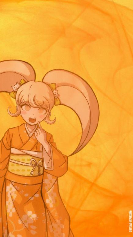 Hiyoko Saionji Wallpaper Danganronpa Danganronpagoodbyedespair Hiyokosaionji Danganronpa Anime Wallpaper