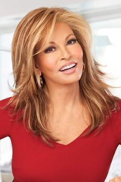 Statement Piece by Raquel Welch Wigs - Lace Front, Monofilament Part Wig