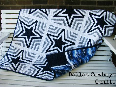 Dallas Cowboys Quilt Title | Flickr - Photo Sharing!