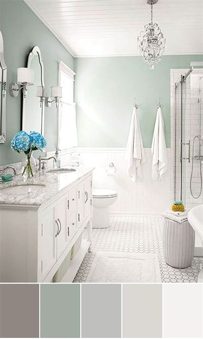 111 World S Best Bathroom Color Schemes For Your Home Bathroom Budget Bathroom Remodel Bathroom Color Schemes Small Bathroom Remodel