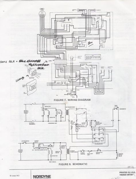 Manufactured Home Wiring Diagram