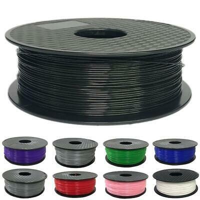 E-DA 3D Printer Filament ABS PLA PETG TPU 1.75mm 1KG Various Colors Available