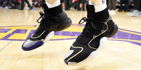 A First Look at the Upcoming adidas Crazy BYW LVL 1 BOOST Basketball Shoe 5807ec9d1
