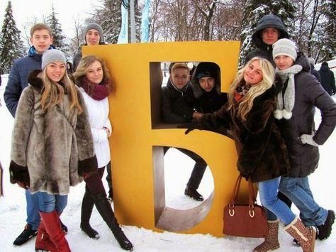 Читаем и смотрим: Читальный зал на главной площади Ульяновска