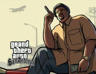 تحميل لعبة جاتا سان اندرسون Grand Theft Auto San Andreas للاندرويد مهكرة ومدفوعة اخر اصدار Grand Theft Auto San Andre San Andreas Gta Grand Theft Auto Games