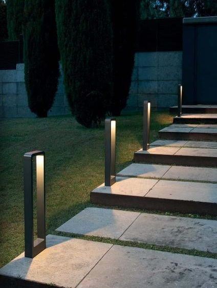 If You Want To Have The Best Outdoor Change Your Lighting Designs Now Www Lighting In 2020 Modern Exterior Lighting Landscape Lighting Design Outdoor Path Lighting