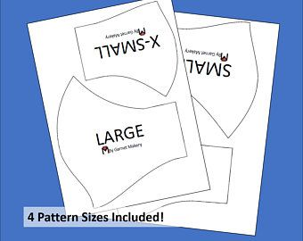 Face Mask Pattern Pdf 3d Sewing Patterns Simple Diy Etsy In 2020 Mask Template Face Mask Easy Sewing Patterns