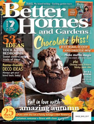 Better Homes And Gardens Magazine July 2014
