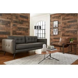 Authentic Pallet 32 Sq Ft Mdf Paneling 169822 The Home Depot Wall Paneling Wood Panel Wall Decor Decorative Wall Panels