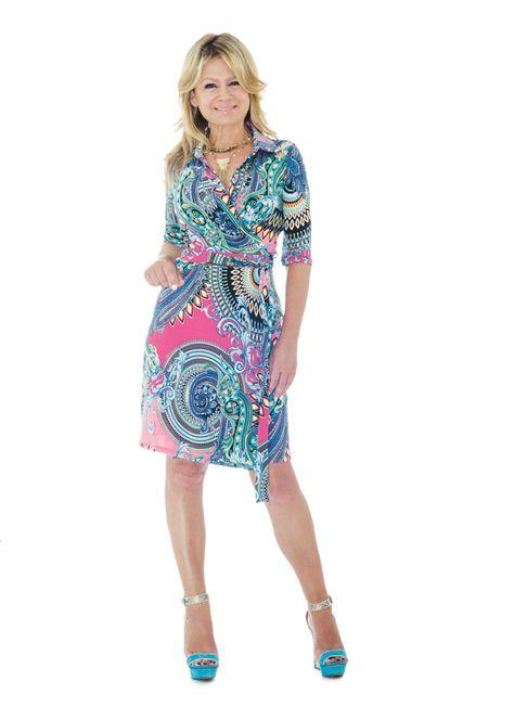 64de1fde6e7 Love the dress -Bettina