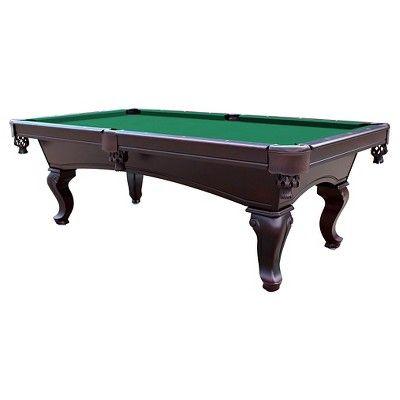 Hathaway Saturn Ii Billiard Cloth Pool Table Felt 8 Feet Green