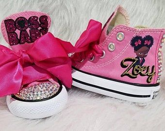Bling Shoes Birthday Outfit