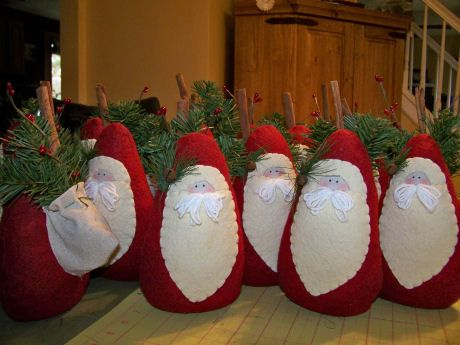christmas crafts on Pinterest  30 Pins