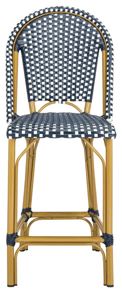 Wondrous Safavieh Gresley Indoor Outdoor Stacking French Bistro Ibusinesslaw Wood Chair Design Ideas Ibusinesslaworg