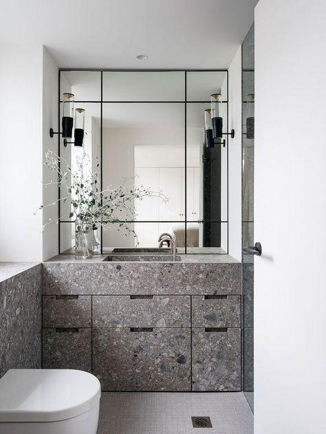 Unusual Design By Australian Studio Handelsmann Khaw Foto Idei Dizajn In 2020 Beautiful Bathroom Vanity Natural Stone Bathroom Bathroom Renovation Cost