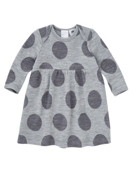 Baby Toddler Kids White And Black Spotted Trouser Outfit Long Sleeve  Clothes