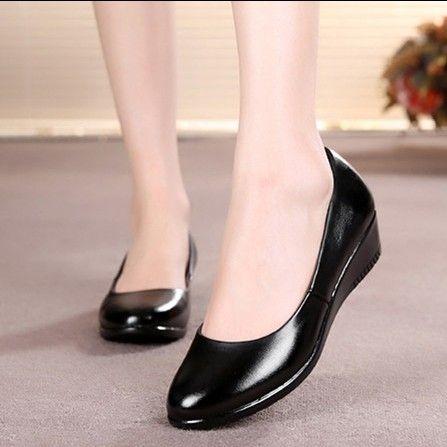 Wa 0852 1145 2294 Jual Sepatu Kulit Kantor Wanita Murah Model