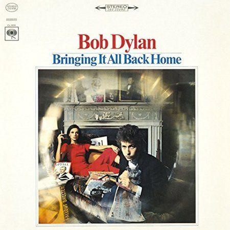 Bringing It All Back Home Vinyl Limited Edition Walmart Com Bob Dylan Album Covers Bob Dylan Dylan