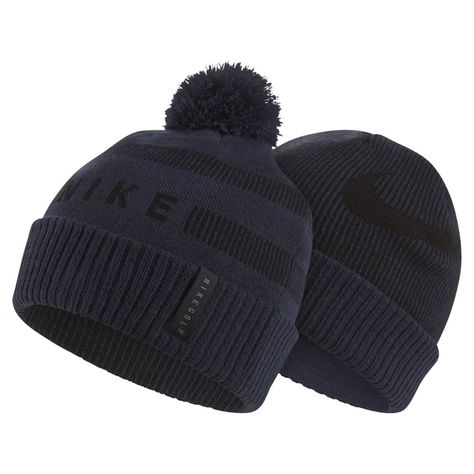 fd18e30e0af Nike Golf Reversible Beanie Size ONE SIZE (Obsidian)