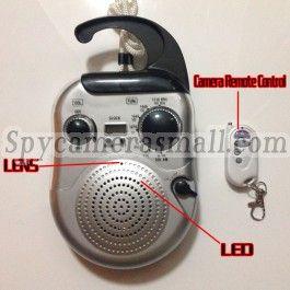 Radio Turspion Kamera Full Hd 16g Dvr 720p Mit Bewegungsmelder