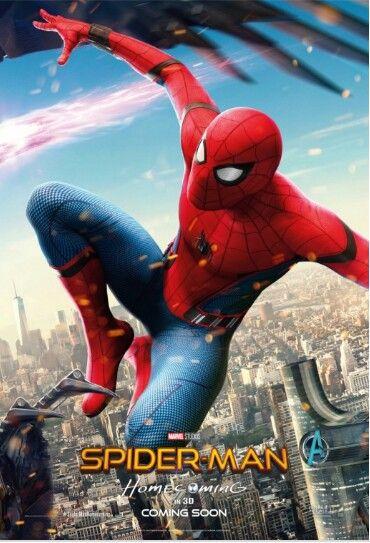 Spiderman Homgcomig Spider Man Personajes De Marvel Cartel De Superheroes