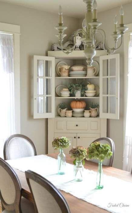 49 Best Ideas For Farmhouse Living Room Corner Cabinets Dining Room Small Dining Room Corner Living Room Corner