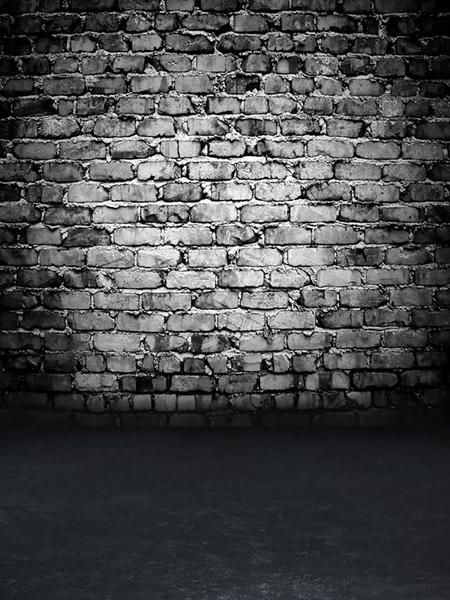 Meego Retro Dark Gray Brick Wall Photography Backdrops For Portrait S 2579 Photography Wall Green Screen Photography Photography Backdrops