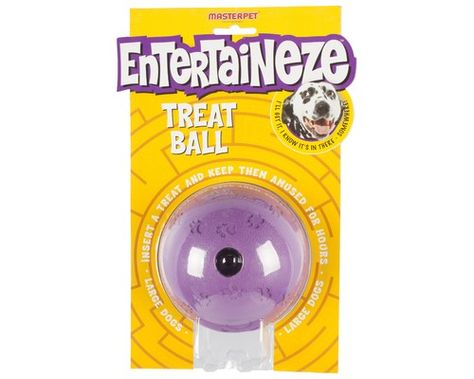 Entertaineze Treat Ball Large Pet Warehouse Treats Dog Treats