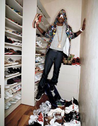 Lookbook: Kanye West \u0026 Alexis Phifer