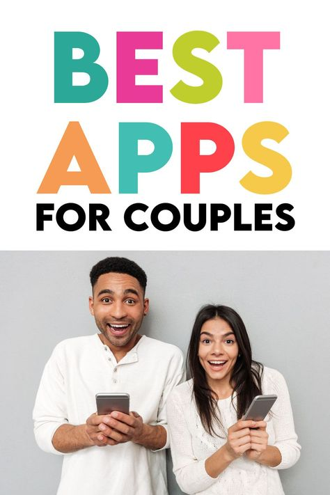 The best cell phone apps for couples. Especially married couples.