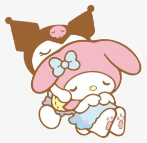 Transparent My Melody Png Kuromi My Melody Png Png Download In