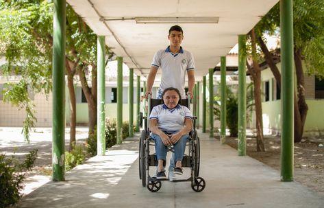 Sendo PL: dificultar matrícula de estudante com deficiência pode ser considerado discriminaçã...