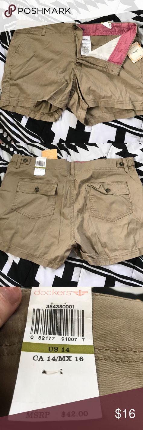 Dockers shorts size large Never worn dockers shorts size large! Dockers Shorts