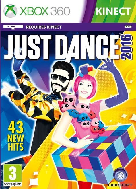 Just Dance 2016 Xbox 360 Kinect Geek Video Games Juegos Ps4 Xbox