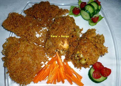 Resep Ayam Goreng Kremes Tulang Lunak Presto Oleh Karin Frauenfeld Resep Resep Ayam Resep Ayam Goreng