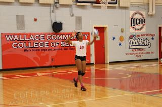 Tell It Like It Is Talk Show Wallace Community College Selma Volleyball Team G Community College Volleyball Team College