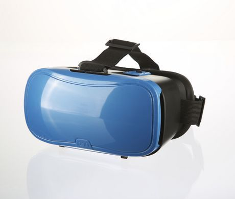 Onn Virtual Reality Smartphone Headset Blue Virtual Reality Technology Virtual Reality Headset Virtual Reality