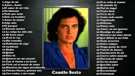 55 Ideas De Camilo Sesto Camilo Sesto Musica Del Recuerdo Musica Para Recordar