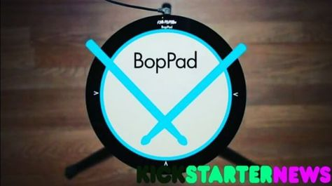 BOPPAD - Smart Fabric Drum Pad from Keith Mcmillen BopPad is the expressive electronic drum pad for drummers percussionists and producers. BopPad gives you accurate hit detection (2.4 millisecond latency) velocity continuous radius and pressure. Four independently programmable zones output MIDI notes velocity pitch bend pressure and location CCs. BopPad has an extremely wide dynamic range and measures strike velocity from the softest hand drumming to the most brutal percussive assault. A…