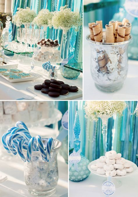 Great winter inspired baby shower ideas!!