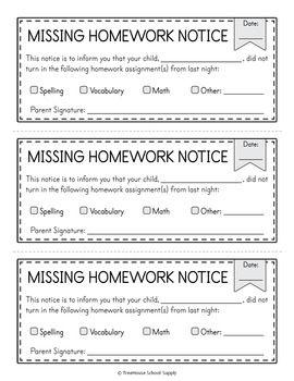 Missing homework notification professional problem solving ghostwriter service for school