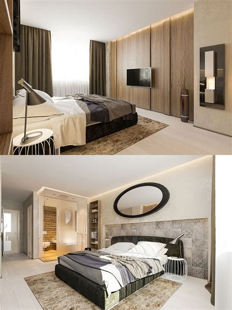 Top 86 Beautiful Bedrooms With Great Ideas To Steal Modern Bedroom Bedroom Wall Bedroom Design Modern bedroom design pdf