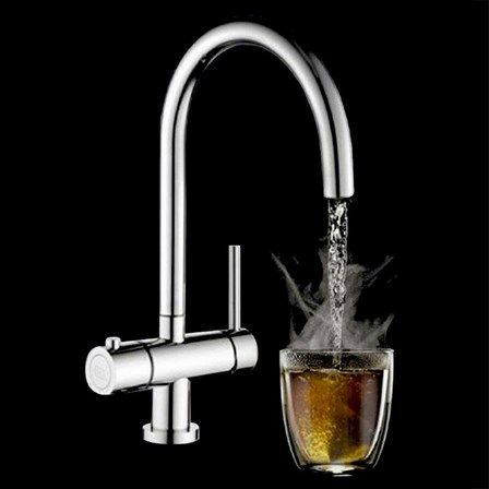 Vellamo Cappa Instant Hot and Cold Boiling Tap with WRAS