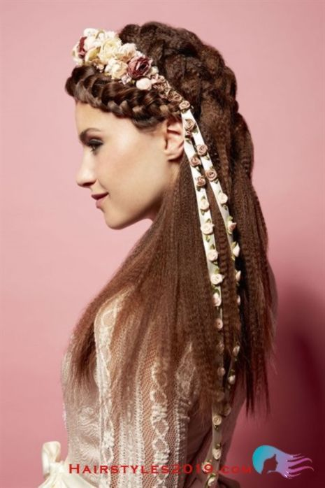 Dirndl Hairstyles 2018 Hairstyles 2019 New Short Bob Long Hairstyles Trend