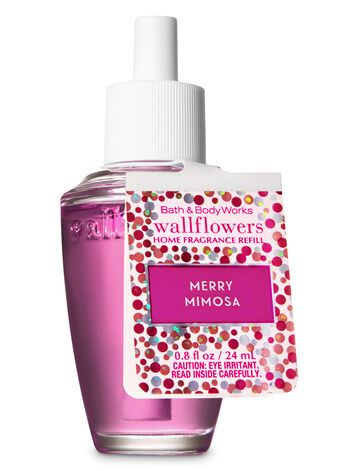 Merry Mimosa Wallflowers Fragrance Refill Bath Body Works Fragrance Bath And Body Works Bath N Body Works