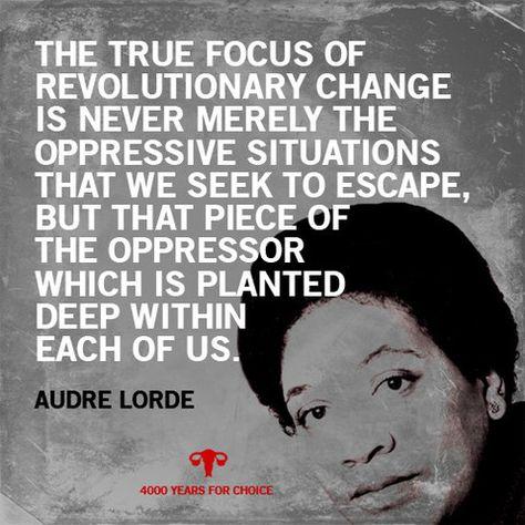 Top quotes by Audre Lorde-https://s-media-cache-ak0.pinimg.com/474x/1f/34/63/1f346300367fec1e3ecd4b536545d757.jpg