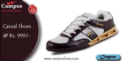 #CLIFF perfect pick for your daily jogging/running #shoes from #CAMPUS  Collection @ http://www.campusshoes.com/cliff.html | Pinterest