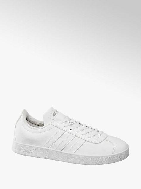 adidas Herren Vl Court 2.0 Fitnessschuhe, Marineblau (Legend
