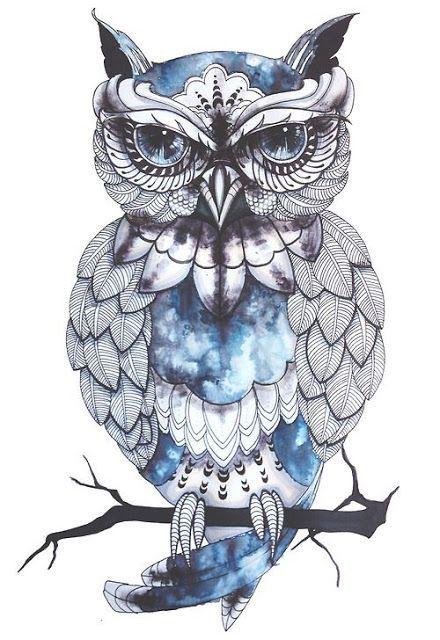 Corujas Tattoo Tatuagem Desenhos Coruja Tattoo Corujas Tatoo